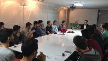 Bursa Milletvekili Uzm. Dr Mustafa Esgin'i ağırladık