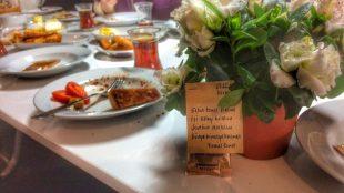 Hanımlar Öğrenci Kozası 2. Tanışma Kahvaltısı